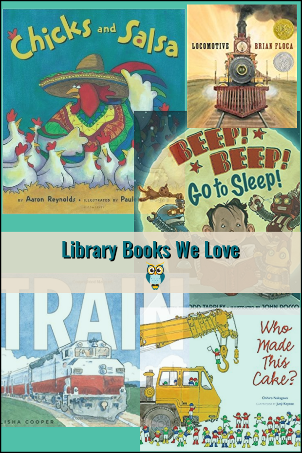 Library Books We Love