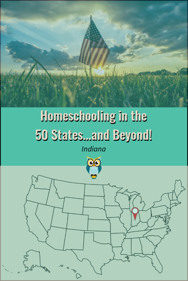 Homeschooling in the 50 States...and Beyond! Indiana