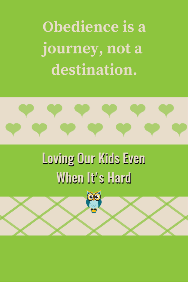 Loving Our Kids Even When It's Hard